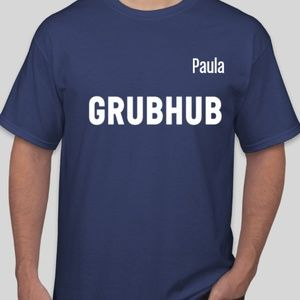 GrubHub T_Shirt